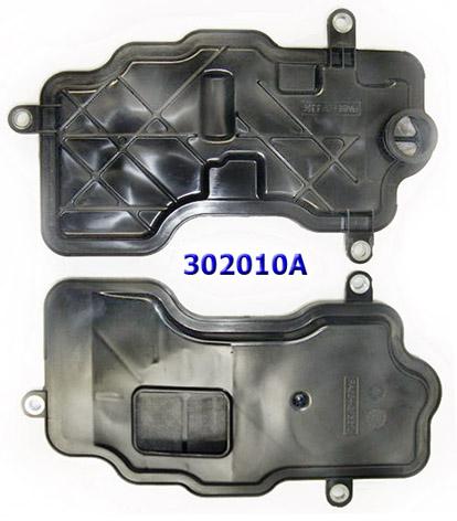 Фильтр, 4EAT Subaru 2004-up, (Kруглый заборник, пластиковый), Plastic