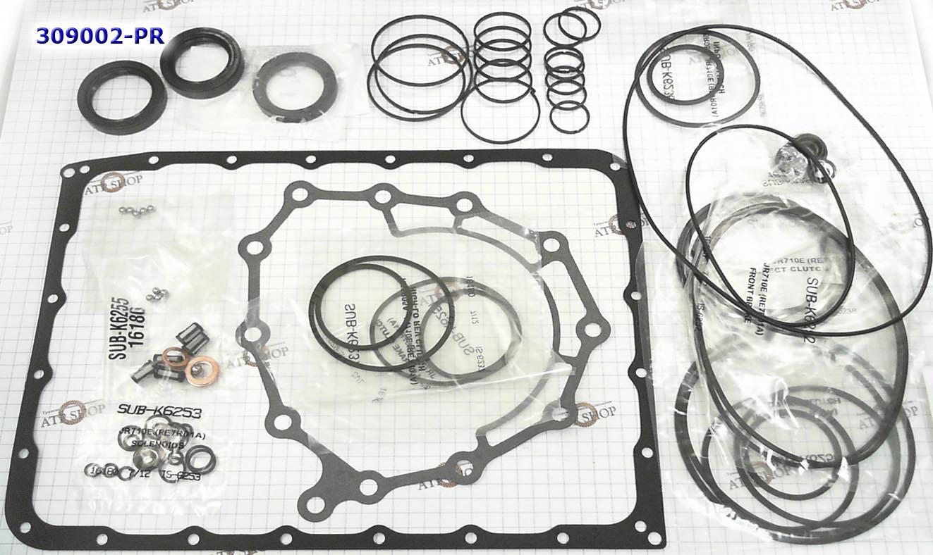 Комплект Прокладок и Сальников (Ремкомплект\ Оверол кит\ Overhaul Kit), RE7R01A/JR710E