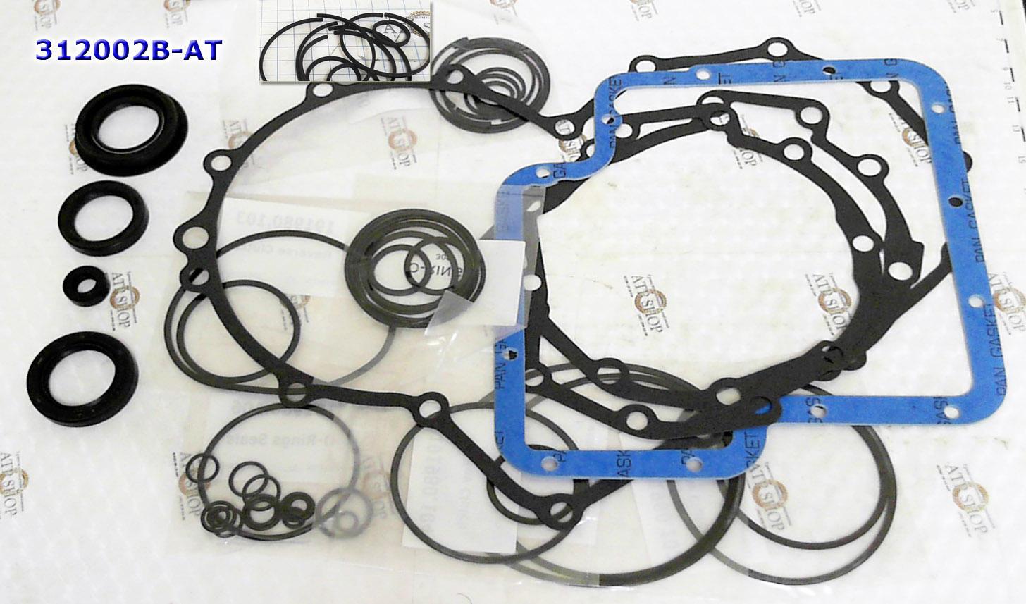комплект прокладок и сальников (Оверол Кит) JF405E