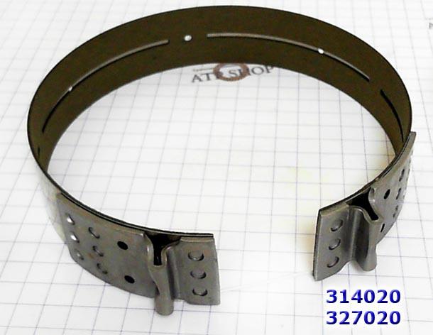 Лента тормозная, Band Overdrive RE4F03A/V/RL4F03A/V/JF414E LADA GRANTA 1990-up Без упора (Диаметр:146.00 мм х Высота:34.00 мм), Aftermarket
