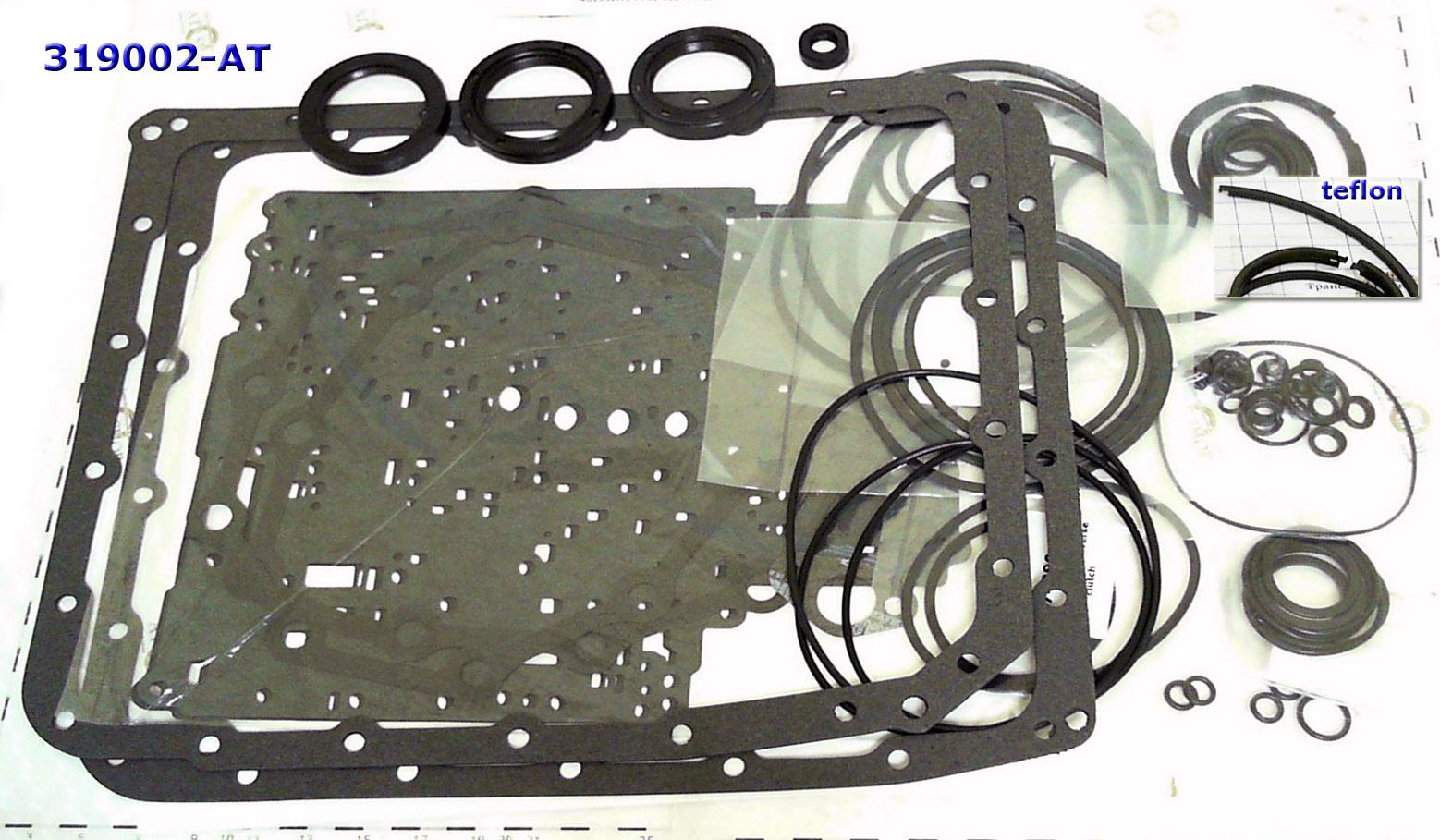 Комплект Прокладок и Сальников (Ремкомплект) (Оверол кит), Overhaul Kit, RE5R05A Без поршней 2002-Up
