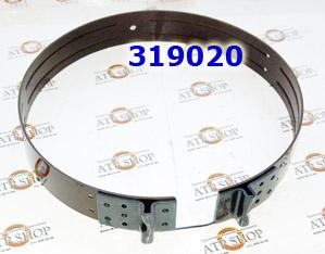 Лента тормозная, (O.Dr. Band) АКПП RE5R05A (ширина 31,75 мм) 2002-up