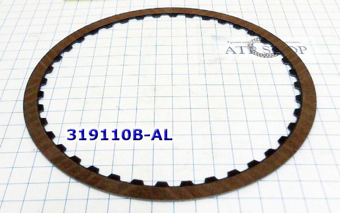 Фрикционный Диск, Friction plate, reverse brake (B1) (40 t.) RE5R05A/JR710E/5EAT