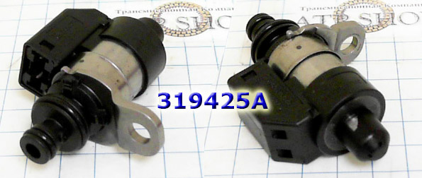 Соленоид-электрорегулятор, Solenoid (PWM), RE5R05A Input Clutch/ Direct Clutch/ High-Low Clutch (Маркировка #0260 130 030) 2002-Up