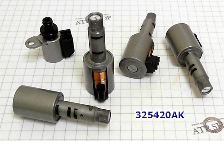 jf015e solenoid