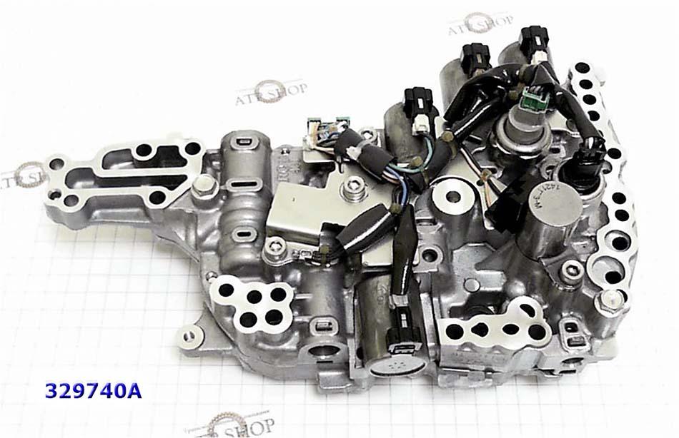 Плита управления в сборе (гидроблок), JF017E CVT вариатор для двигателей 3,5 литра только на Nissan 2013-up