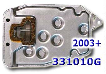 Фильтр АКПП, Toyota A245E/ 245L/ 246 03-On