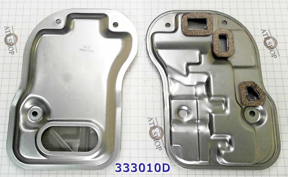 А340 - 343, 350 (AW30-40), Описание, Болезни, запчасти для акпп