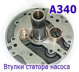 Втулки статора Насоса А340