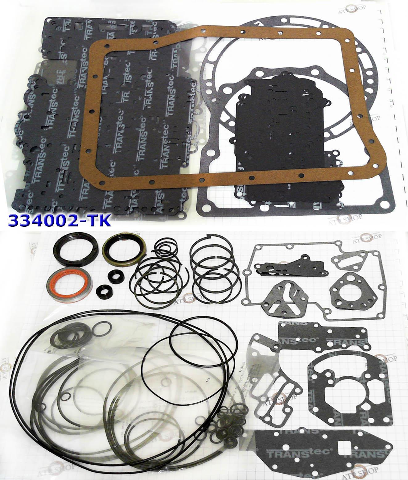 Комплект Прокладок и Сальников, A440F/A442F Toyota 1985-95