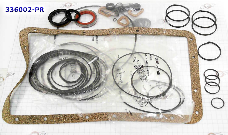 Ремкомплекта прокладок и сальников A650