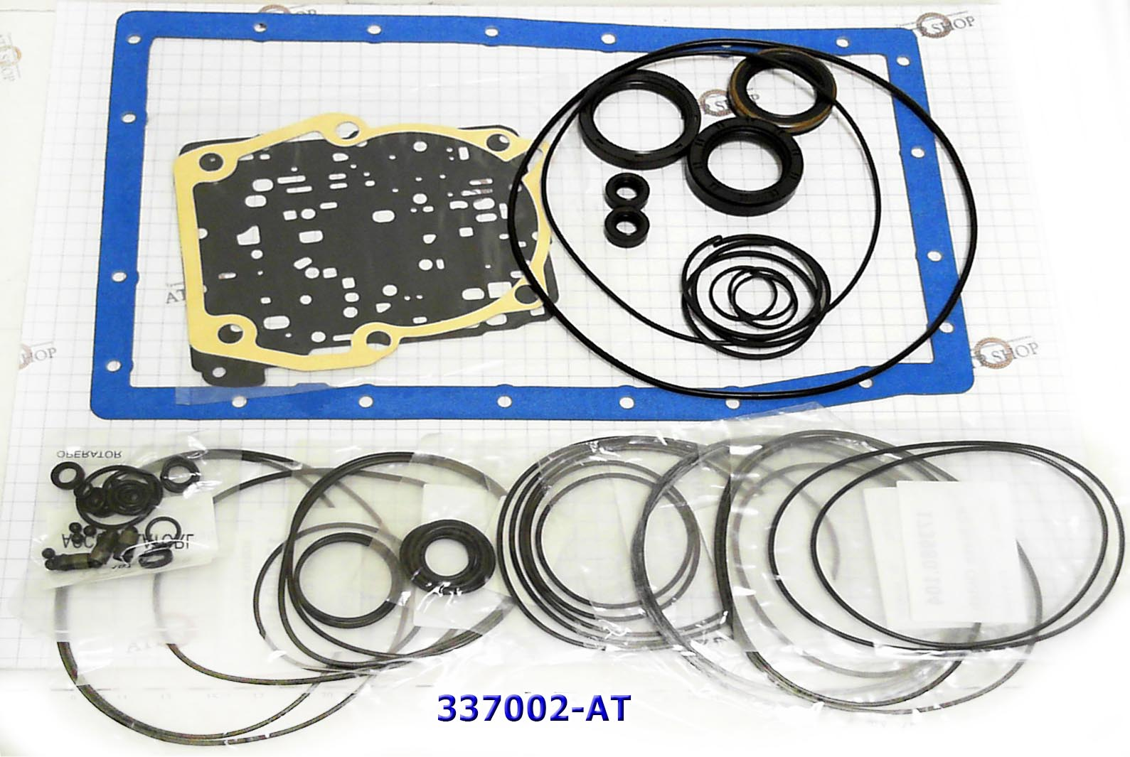 Ремкомплект\ Оверол кит\ Overhaul Kit), A750E/F, A761E TOYOTA,LEXUS 2002-2009