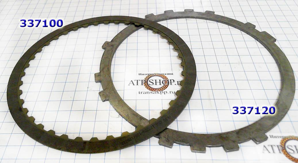 Фрикционный и стальной Диск, A750E/F 1st BRK (B1) [40Tx1,8x157] 2003-up