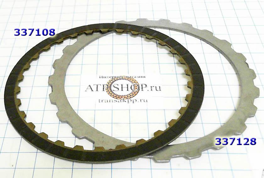 Фрикционный и стальной Диск, A750E/F FRD C1 [30Tx1,9x120] 2003-up