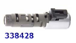 Соленоид-Электрорегулятор блокировки гидротрансформатора, Solenoid (SLU) Lock Up, AA80E (TL80SN)  2009-up