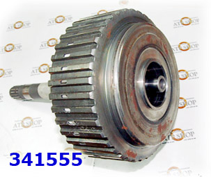 Барабан директ, Direct/Overdrive Clutch Drum U151E /U250E