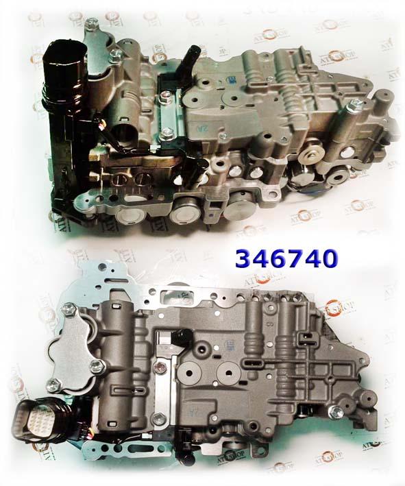 Плита клапанная U660 Valve Body Camry