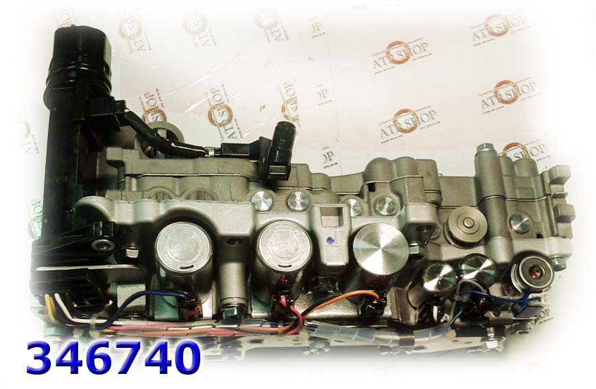 гидроблок U660E