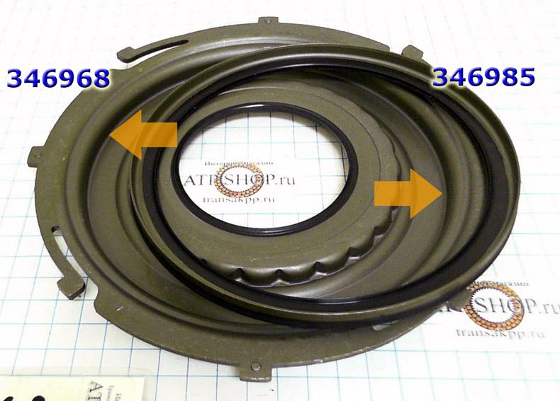 Поршни С2 U660 (Piston C2)