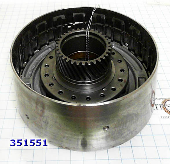 Барабан, Drum, Input AW55-50SN C1/C2 With Shaft (вал 21,5 мм ) 2001-Up