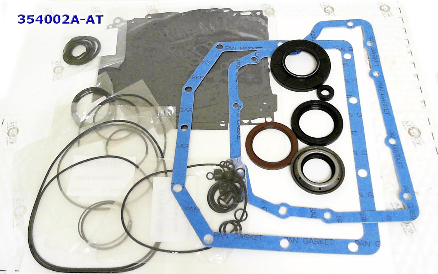Ремкомплект\ Оверол кит\ Overhaul Kit), AWTF80SC/81SC/(AF21/AF40-6/AW6AEL)  на передний привод, нет сальников под раздаточную коробку, Ford/Mazda/Volvo/Opel/Saab, 2005-
