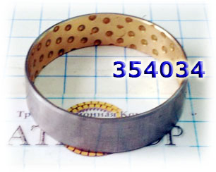Втулка крышки насоса, bushing  TF80-SC/TF81-SC (AWF21) (50.5х46.7х13.3), 2005-Up