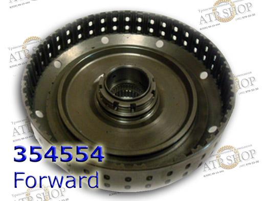 TF80-SC/TF81-SC (AWF21) Барабан, Drum Forward , C1 (1-2-3-4)