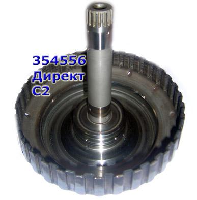 TF80-SC/TF81-SC (AWF21) Барабан, Drum direct, C2 (4-5-6)