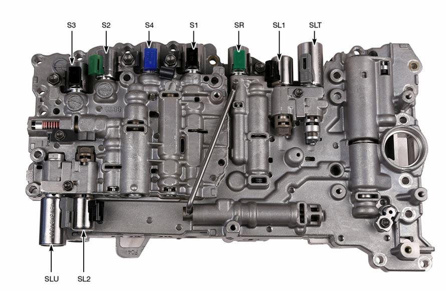 гидроблок A761-960