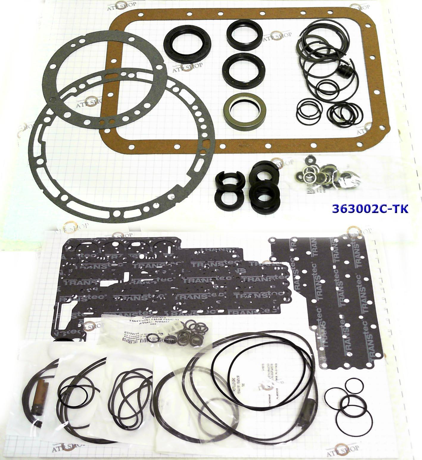 (Ремкомплект\ Оверол кит\ Overhaul Kit), R4/V4A51, R5/V5A51