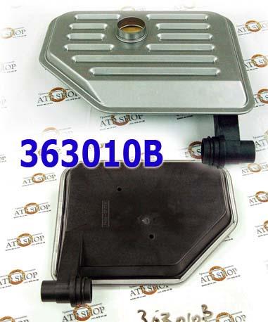 Фильтр, F4A51/F5A51, Hyundai/SONATA (Наполовину из металла и пластмассы со скошенным углом) 1997-Up