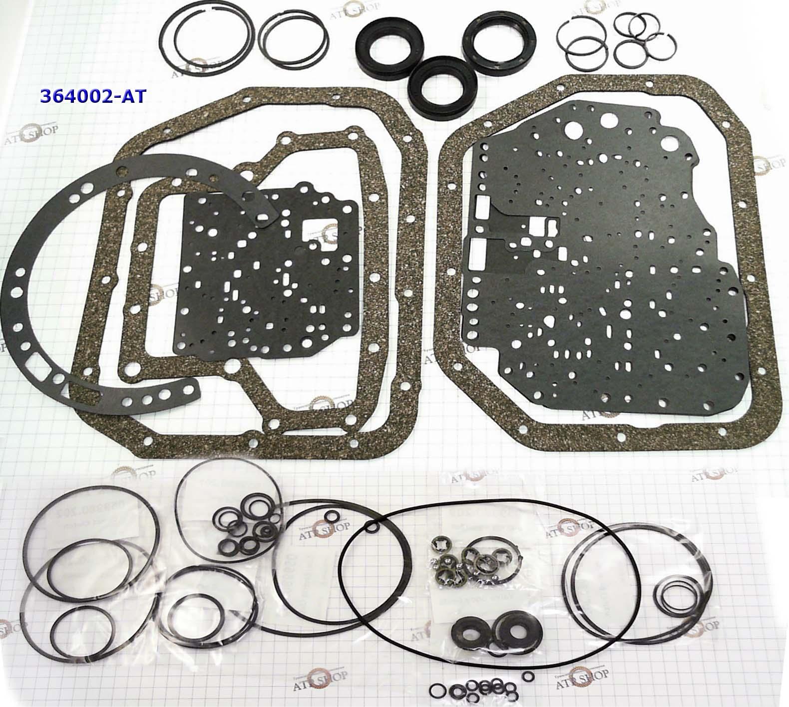 Оверол Кит (ремкомплект прокладок и сальников) A4AF3,  A4AF2, A4BF3, авто Elantra 99-00, Accent 99-07 Getz 00-07 итд.).