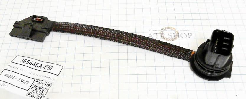 Проводка соленоидов, A4CF2 SOL (внешняя с разъёмом) 2007+