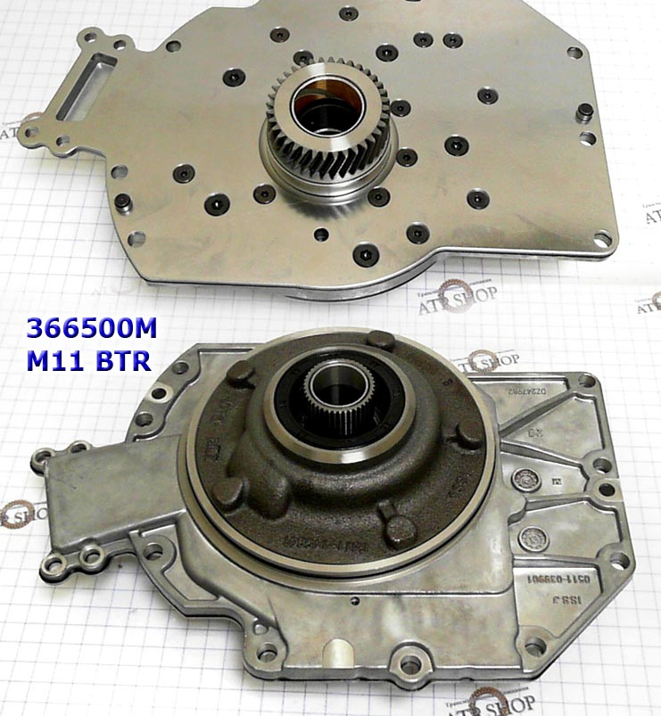 Маслонасос  Oil Pump М11