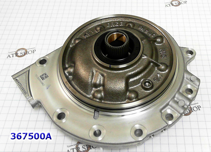 Насос масляный, PUMP Oil, АКПП A6MF1 /A6MF2/ A6LF1/2(6AT), (2WD) ASSY 2008-up, OEM