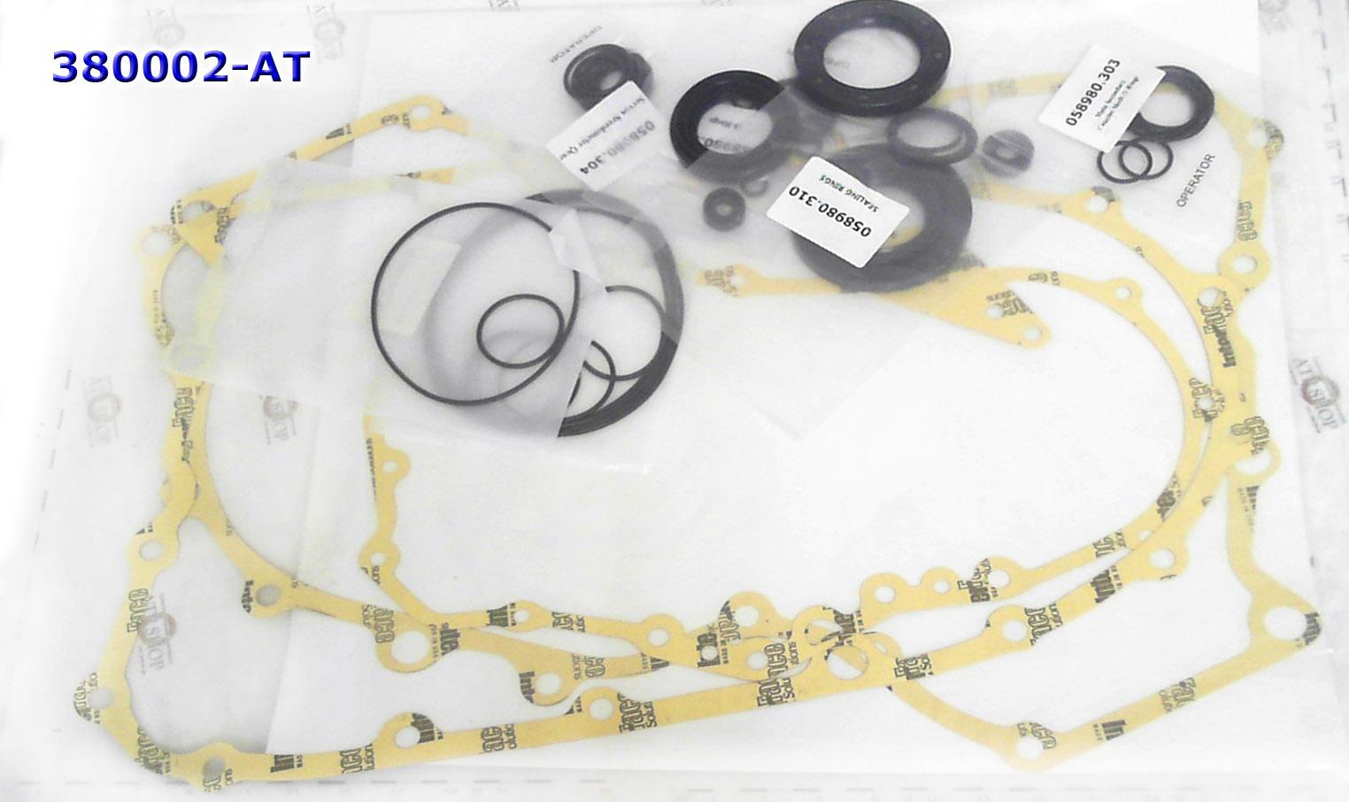 Ремкомплект\ Оверол кит\ Overhaul Kit), (на 4-е скорости АКПП) CR-V M4TA/MDMA/MDLA 1997-02