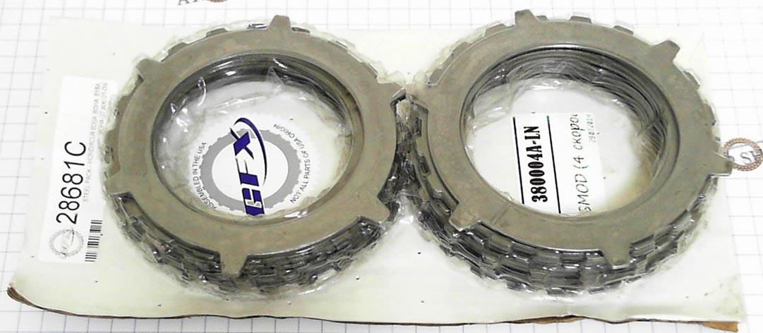 комплект стальных дисков M4TA/MDMA/MDLA сталь с 1 по 4 скор