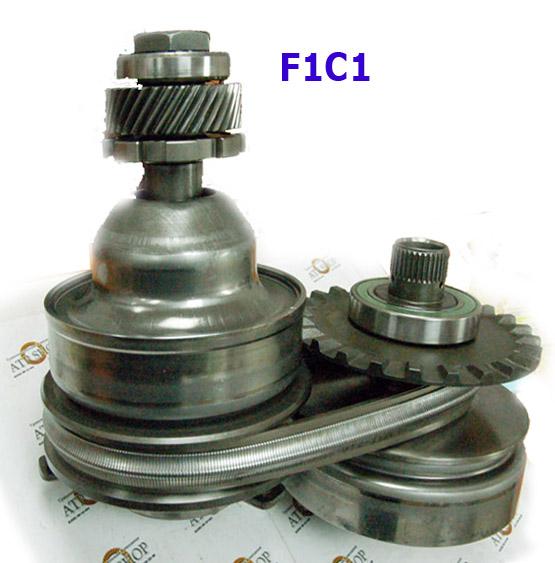 Конуса и ремень вариатора F1C1