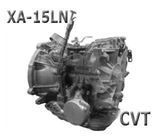 XA15 CVT
