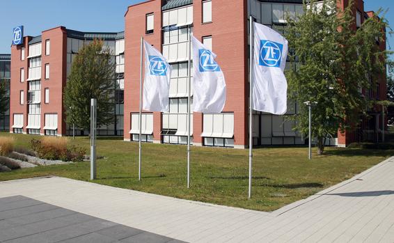 Штаб квартира ZF