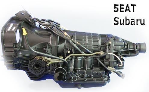 5EAT Subaru
