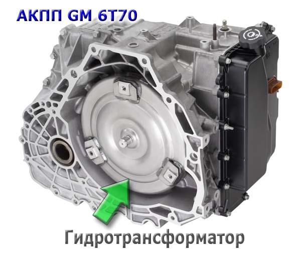 Гидротрансформатор в АКПП