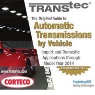 Справочник определение типа АКПП по марке авто Транстек